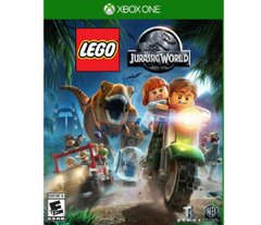 Lego Jurassic World Xbox One (русская версия) Б/У