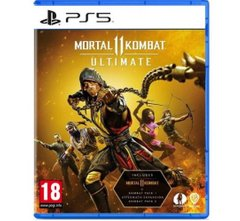 Mortal Kombat 11 Ultimate PS5 (русская версия)
