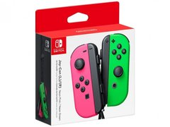 Nintendo Joy-Con Pink Green Pair