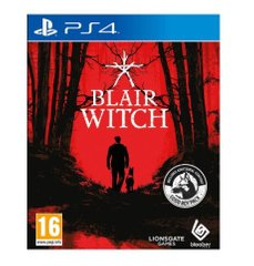 Blair Witch (русская версия) PS4
