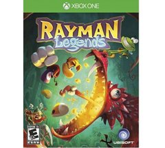 Rayman Legends Xbox One (русская версия) Б/У