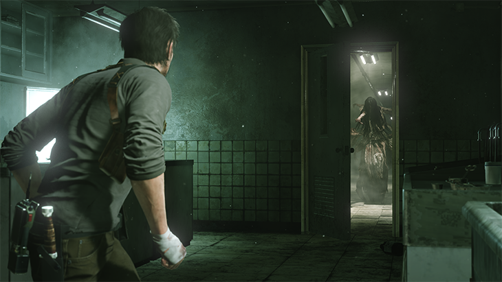 The Evil Within 2 (англ. версия) PS4 Б/У - iGame.com.ua — игровые приставки  Харьков Playstation, Xbox One, Nintendo Видеоигры