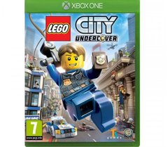 Lego City Undercover Xbox One (русская версия) Б/У