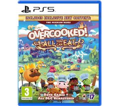 Overcooked! All You Can Eat PS5 (русская версия)