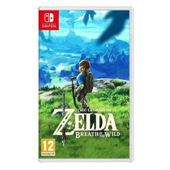 The Legend of Zelda: Breath of the Wild Nintendo Switch (російська версія)