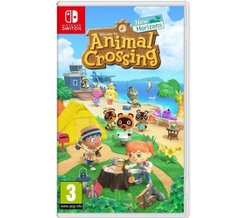 Animal Crossing: New Horizons Nintendo Switch (російська версія)