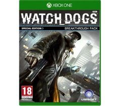 Watch Dogs Xbox One (русская версия) Б/У
