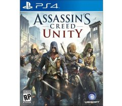 Assassin's Creed: Unity (русская версия) PS4