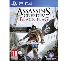 Assassin's Creed: Black Flag (русская версия) PS4