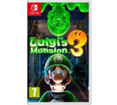 Luigi's Mansion 3 Nintendo Switch (російська версія)