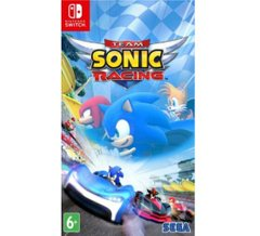 Team Sonic Racing Nintendo Switch (російська версія)