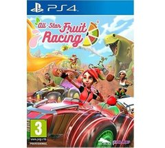All-Star Fruit Racing (русская версия) PS4
