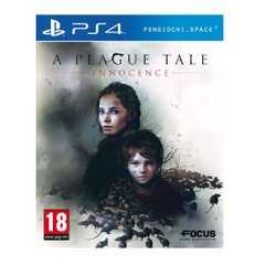 A Plague Tale: Innocence (русская версия) PS4