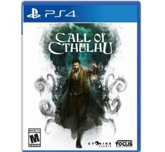 Call of Cthulhu (русская версия) PS4