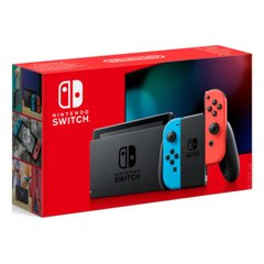 Nintendo Switch Neon Blue /Neon Red V2