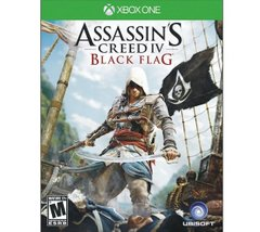 Assassin's Creed IV: Black Flag Xbox One (русская версия) Б/У